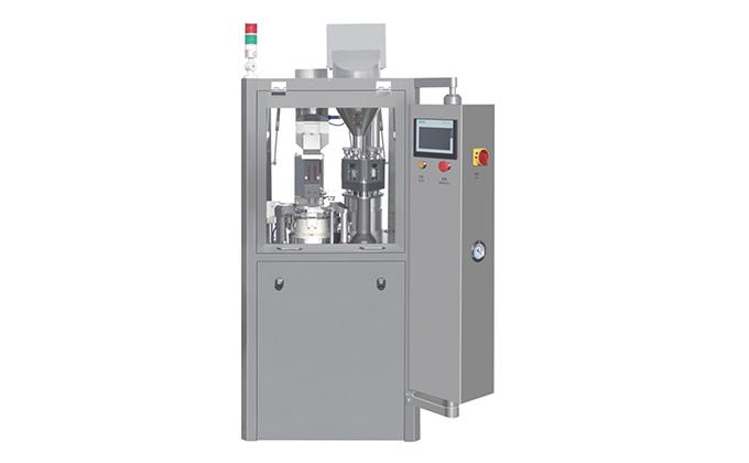 SED Automatic Size 0 Capsule Filling Machine