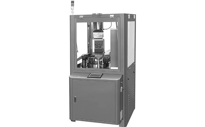 SED Pharmaceutical Capsule Liquid Filling Machine