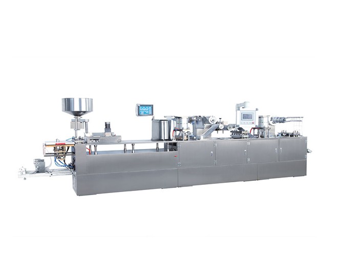 Tropical Blister Packaging Machine Pharmaceutical