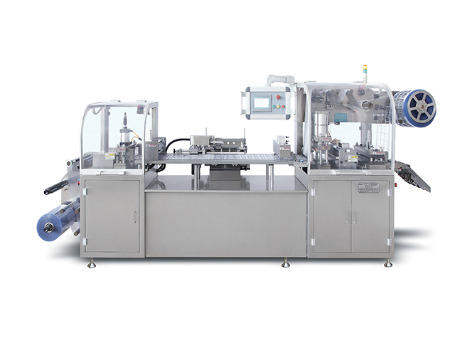 Automatic Blister Packaging Machine Flat Plate
