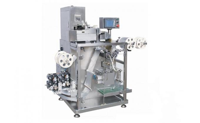 Alu-Alu Strip Blister Packaging Machine