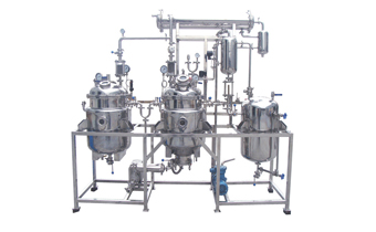 Extraction Machine and Concentration Machine