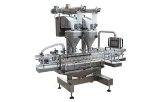 Powder Bottling Machine