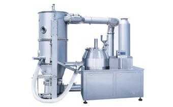 Granulating Machine