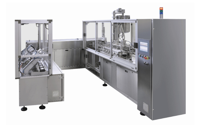 Automatic Suppository Filling And Sealing Machine