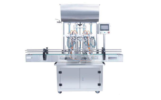 SED-RGF Series Cosmetic Cream Automatic Bottle Filling and Capping Machine