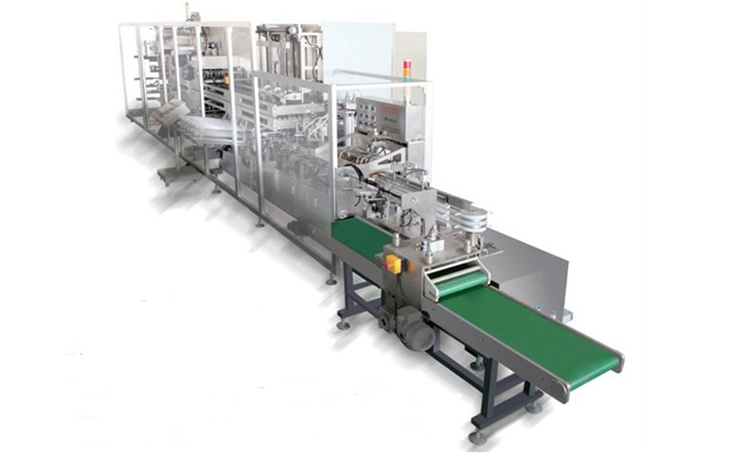 Automatic Facial Mask Production Line SED-MCX