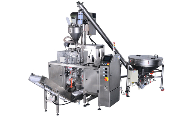 Automatic Rotary Pre-made Pouch Packing Machine SED-ZGD