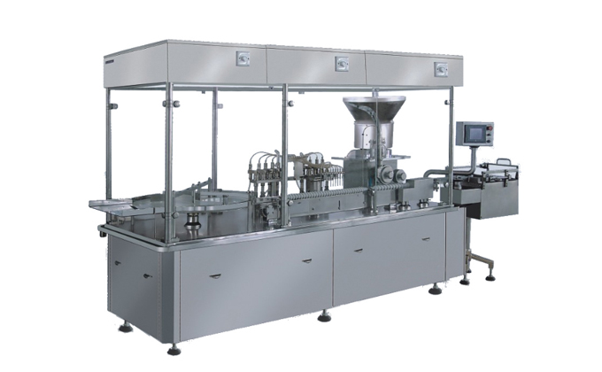 Viscous Liquid Bottle Filling And Capping Machine SED-RGX