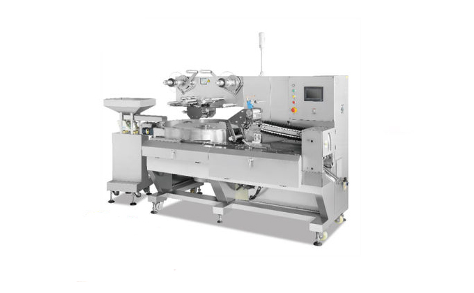 Automatic Horizontal Flow Wrapping Machine for Food SED-ZB