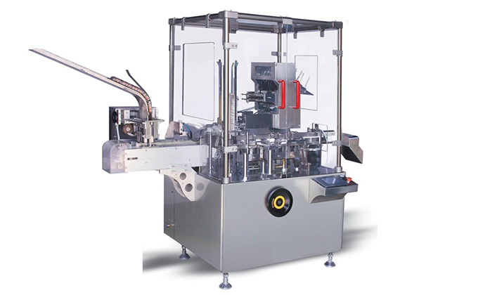 Vertical Cartoning Machine Automatic with Loading SED-LZH