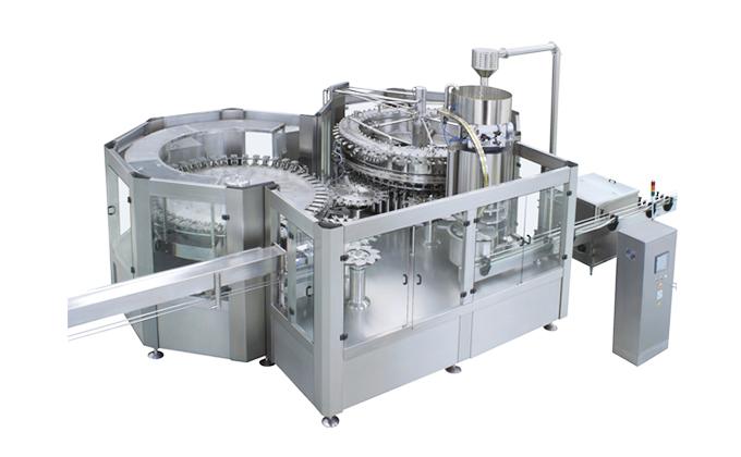 SED-FSC E-Liquid Filling Stoppering Capping Machine
