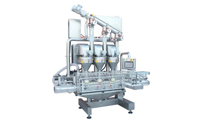 Automatic Auger Powder Filling Machine for Sale