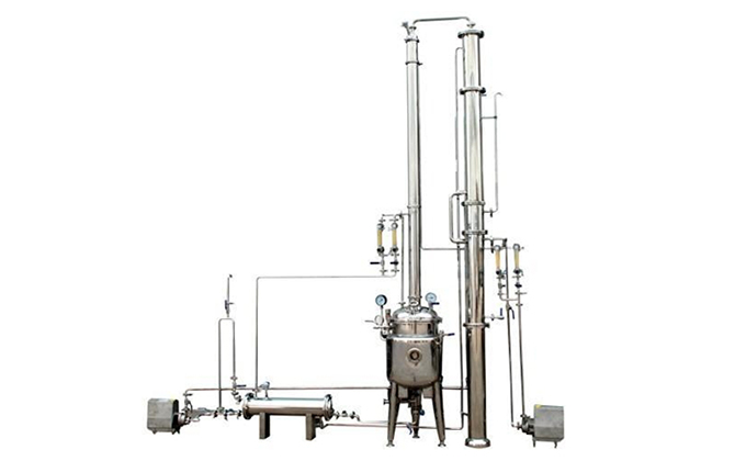 SED-JHT Series Alcohol Distilling Tower
