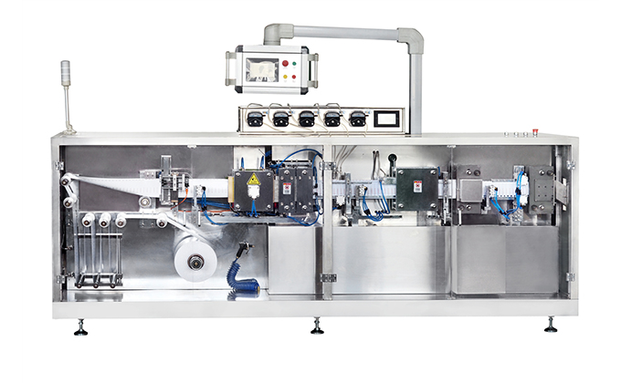 Automatic Plastic Ampoule Sealing Machine for Oral Liquid