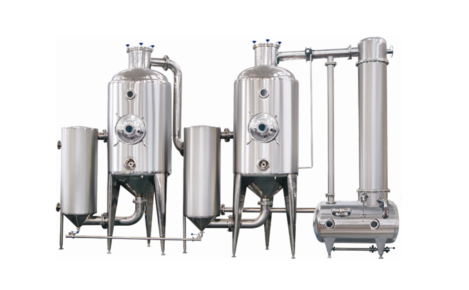 SED-SJH Series Double-effect Energy Saving Concentrator for Herbal Medicine