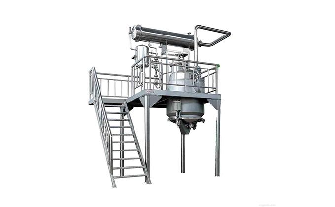 SED-TG Series Multi-Functional Industrial Herbal Ethanol Extraction Machine