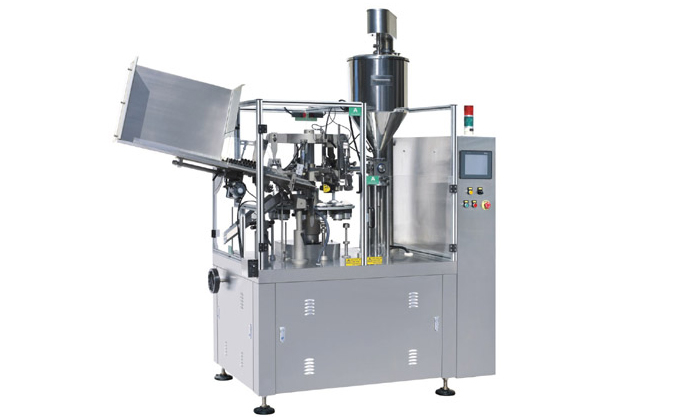 SED-RG Series Automatic Tube Filling And Sealing Machine for Cosmetic Oil Gel