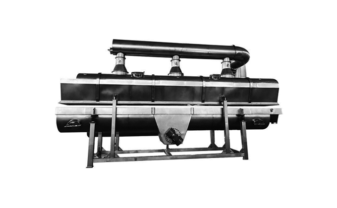 SED-WGF Series Horizontal Type Continuous Fluid Bed Dryer