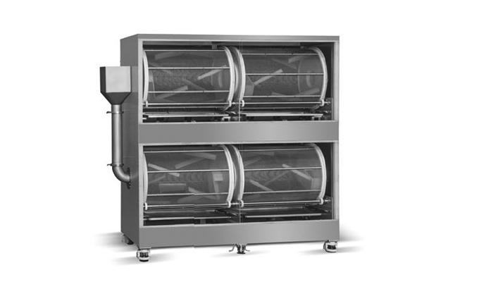 Industrial Softgel Drying Tunnel Machine