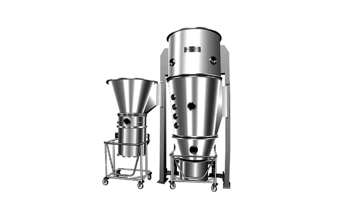 SED-GFB Series Fluid Bed Granulation and Coating Machine for Tablet