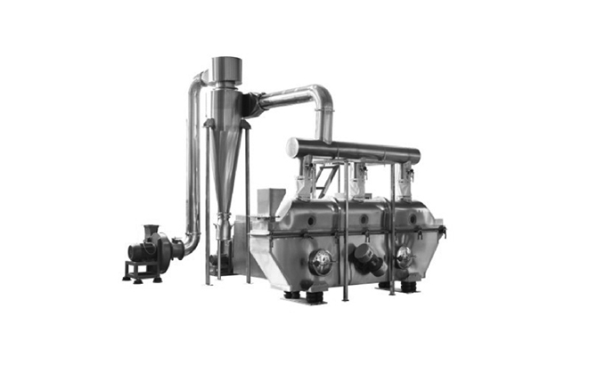 SED-ZGF Series Vibrating Fluid Bed Dryer Machine for Sale