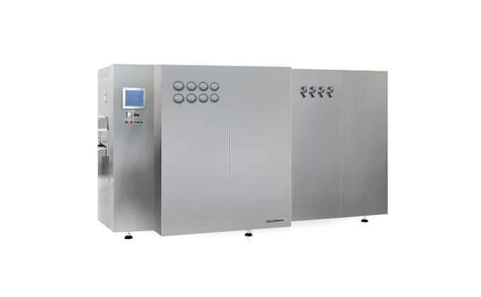 Industrial Glass Bottle Sterilizing Hot Air Drying Oven
