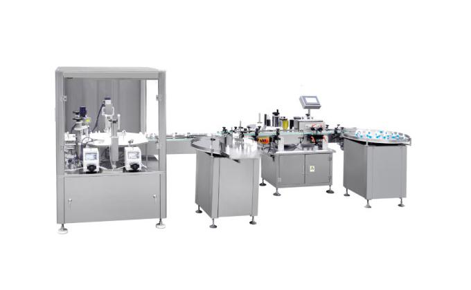 Oral Liquid Dosage Equipment