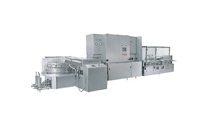 Automatic Oral Liquid Plastic Ampoule Filling and Sealing Machine