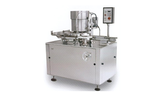 Automatic Antibiotic Vial Capping Machine