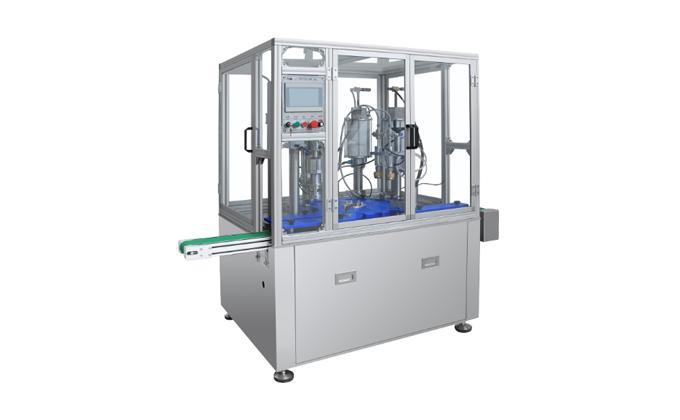 Automatic Aerosol Filling Machine Equipment