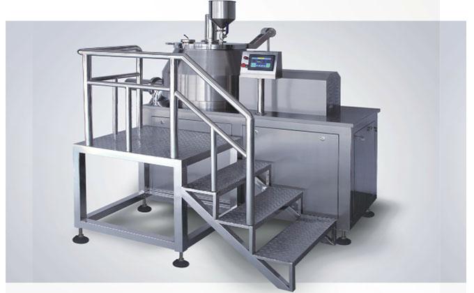 SED-SZ Series Wet High Shear Mixer Granulator