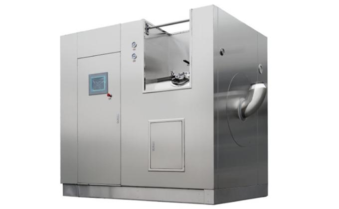 Automatic Aluminum Cap Washing Machine
