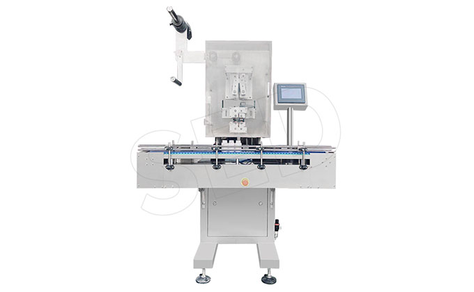 SED-GS Bottle Automatic Desiccant Inserter Machine for Food Process