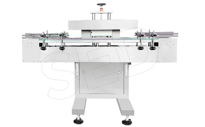 SED-LF Continuous Electromagnetic Induction Cap Sealing Machine