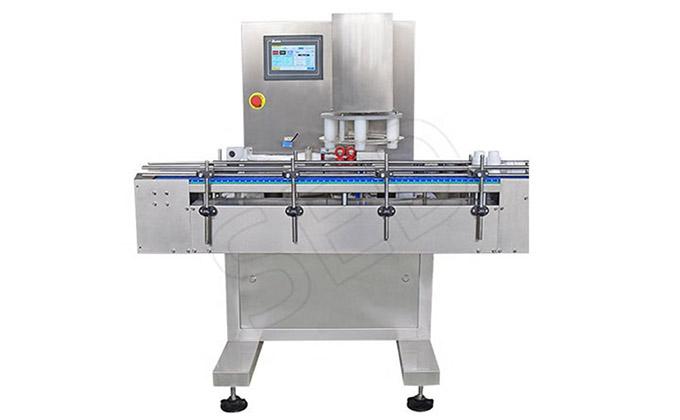 SED-SM Automatical Cotton Inserter Machine for Medicine Bottle
