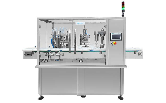 Oral Liquid Vial Automatic Filling and Stoppering Machine SED-4GX