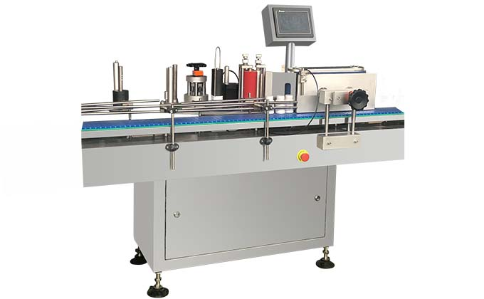 SED-YDT Industrial Automatic Round Bottle Labeling Machine